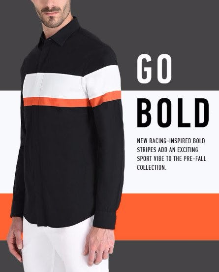 New Bold Stripes for Fall