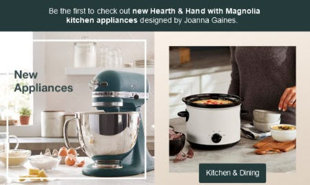 Shop New Appliances from Target