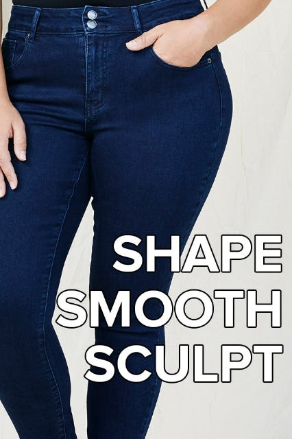 Meet The Premium Skinny from Fashion To Figure