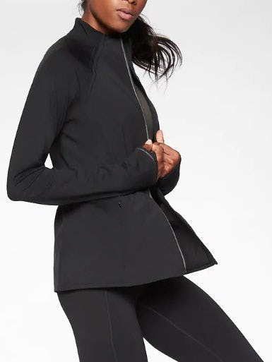 Run Free Jacket from Athleta
