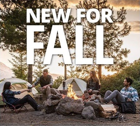 New Looks for Fall from Cabela's