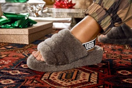 The Fluff Yeah Slide from Ugg