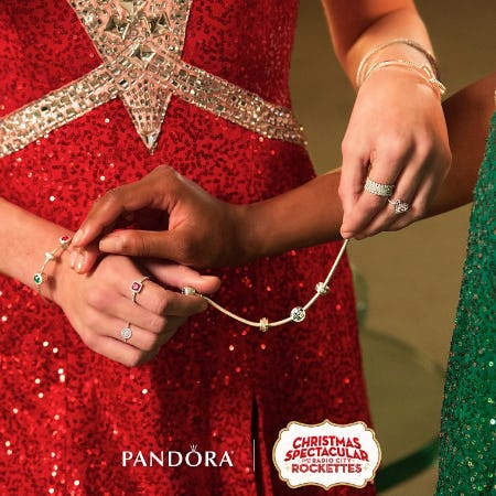 Give the Gift of PANDORA