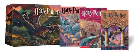 Exclusive Harry Potter Gifts from Books-A-Million