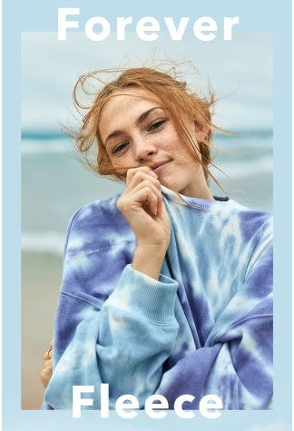 New Fleece Styles Are Here from American Eagle Outfitters