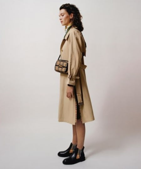 The Crostwick Trench Coat from Burberry