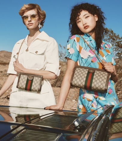 Explore Ophidia Shoulder Bags from Gucci
