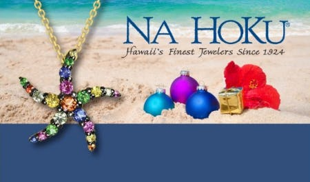 For a Gift Inspired by the Sea from Na Hoku