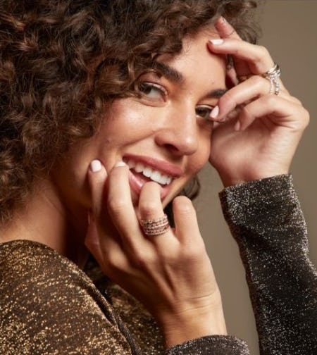 Stackable Rings to Love from Fred Meyer Jewelers