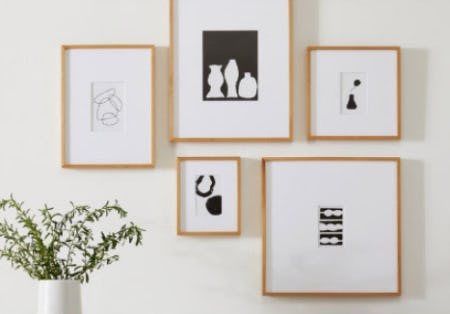 Gallery Frames from West Elm