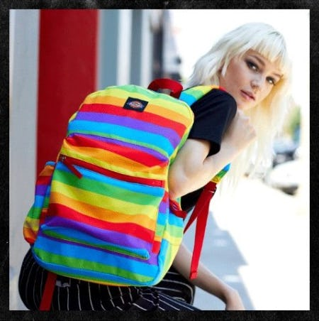 "Backpacks that Scream ""You"""