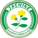 JASMINE SMOOTHIE WORLD & BUBBLE TEA      logo