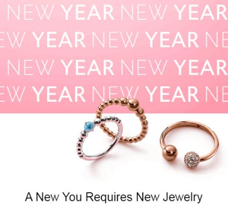 A New You Requires New Jewelry