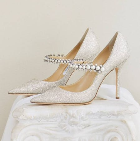 Introducing Jimmy Choo Bridal Collection 2021 from Jimmy Choo