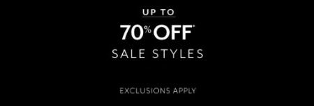 Up to 70% Off Sale Styles from White House Black Market
