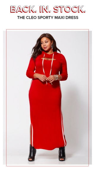 Back in Stock from Fashion To Figure