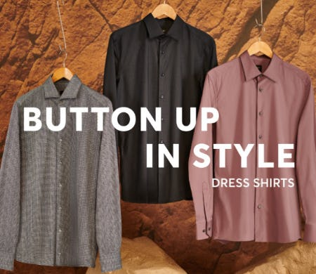 Button Up in Style from Boss