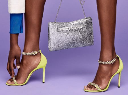 Special Accessories for Special Occasions from Jimmy Choo