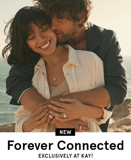 Introducing the Forever Connected Collection from Kay Jewelers