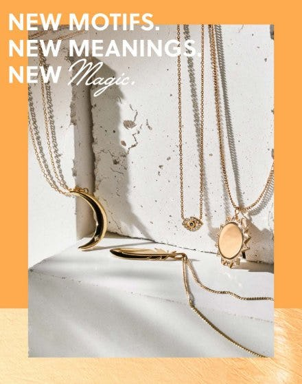 Let your Inner Magic Shine with New Modern & Magic Charms