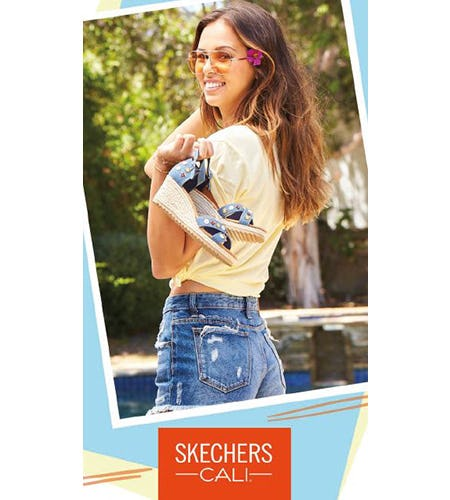 SANDALS UP TO 50% OFF from Skechers