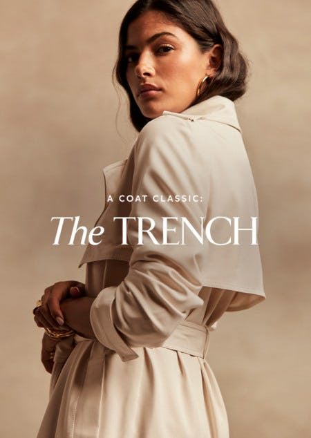 A Coat Classic: The Trench