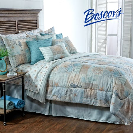 Home & White Sale from Boscov's