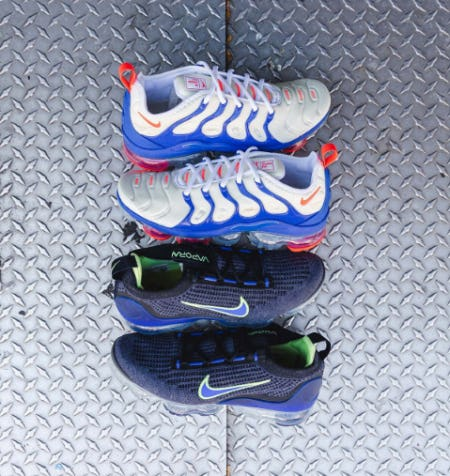 The Nike Air VaporMax from DTLR