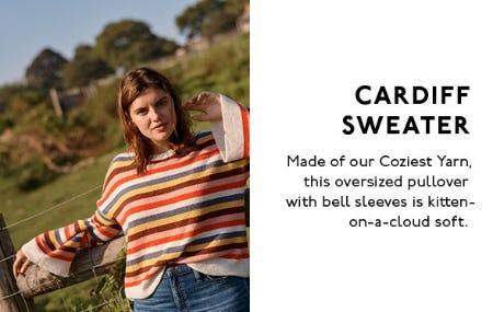 Cardiff Sweater from Madewell