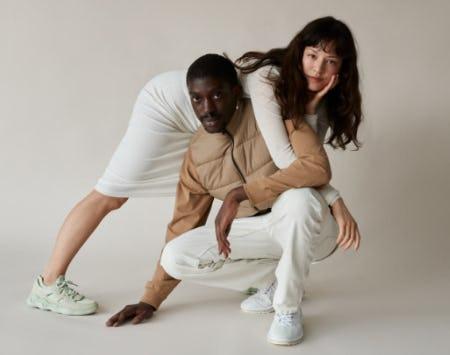 Casually Danish Sneakers