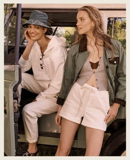 The New August Collection from J.Crew