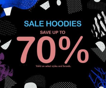 Sale Hoodies: Save up to 70%