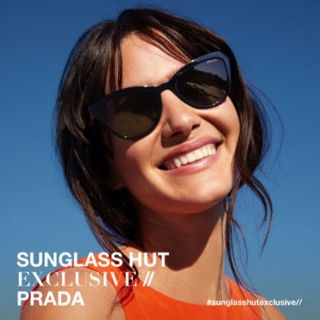 A 2000s Look That's Forever in Style from Sunglass Hut