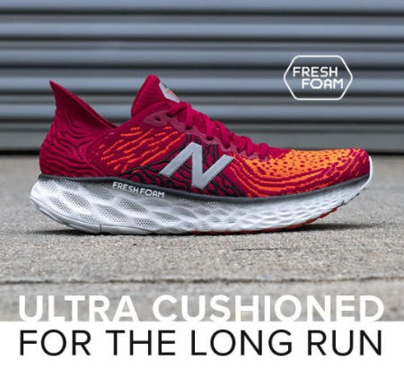 A Running Favorite with a New Look from New Balance