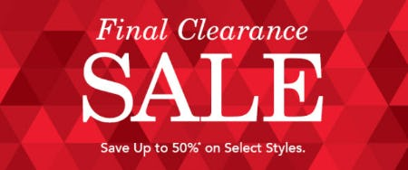 Final Clearance Sale: Save Up to 50% on Select Styles from JOHNSTON & MURPHY