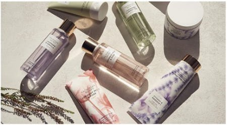 Meet Our New Natural Beauty Body Care from Victoria's Secret
