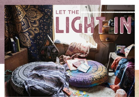 Let The Light In from Earthbound Trading Company