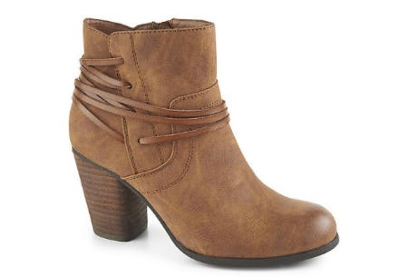 Madden Girl Dutton Women's Bootie from Rack Room Shoes