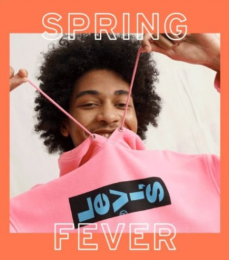 Top Spring Trends from The Levi's Store