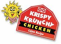 Krispy Krunchy Chicken Logo