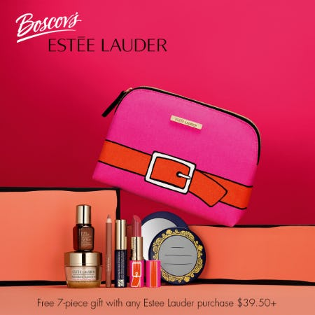 Estée Lauder Gift with Purchase at Boscov's from Boscov's
