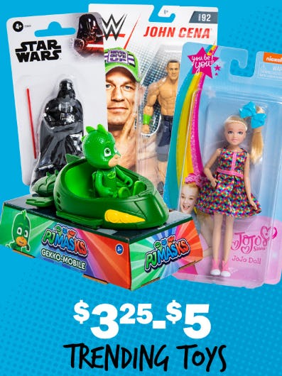 $3.25–$5 Trending Toys from Five Below