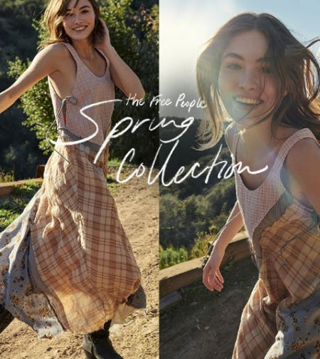 Introducing: The Spring Collection from Free People