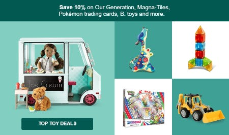 $10 Top Toy Deals from Target
