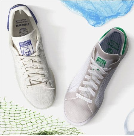 The adidas Stan Smith is Now More Sustainable than Ever from Champs Sports