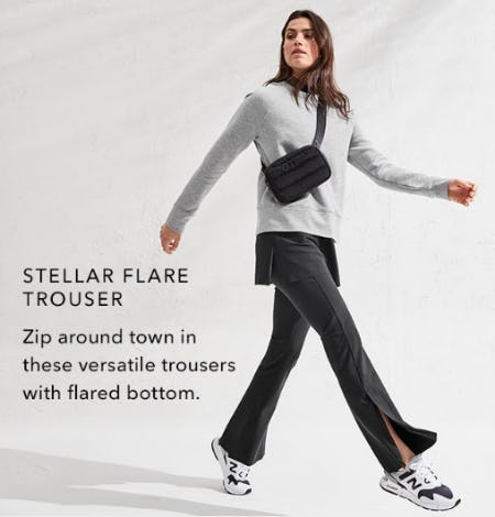 Stellar Flare Trouser from Athleta
