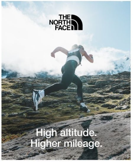 Women's Trail Run from The North Face