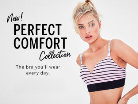 New! Perfect Comfort Collection from Victoria's Secret