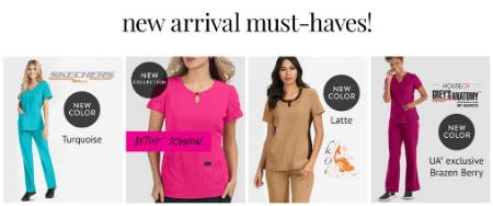 New Arrivals Must-Haves from Uniform Advantage