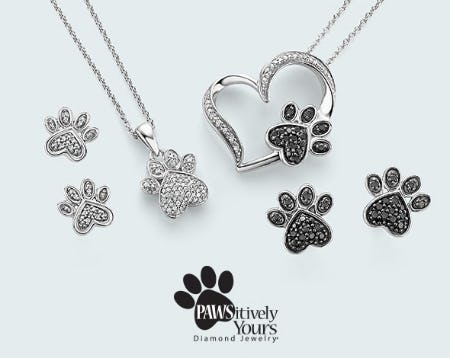 Pet-Inspired Jewelry from Fred Meyer Jewelers